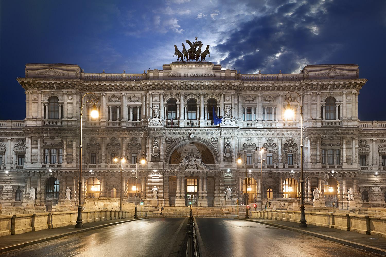 Palais de Justice Rome